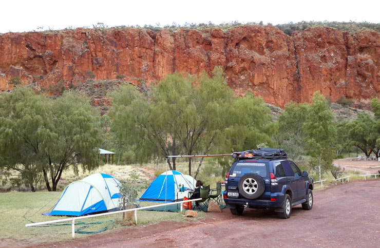 priscilla-at-glen-helen-gorge