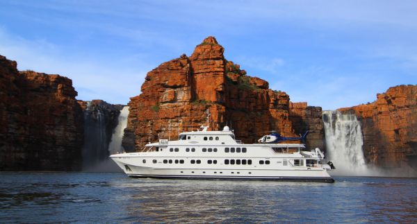 true north 13 day kimberley ultimate cruise - 600×400
