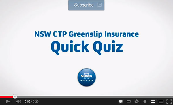 Questions & Answers about Compulsory Third Party insurance ...