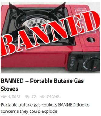 3 alternatives to a butane gas stove - Expedition Australia