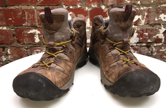 3544010754b The best boots I've ever owned - Keen Targhee Mid Hiking Boot ...