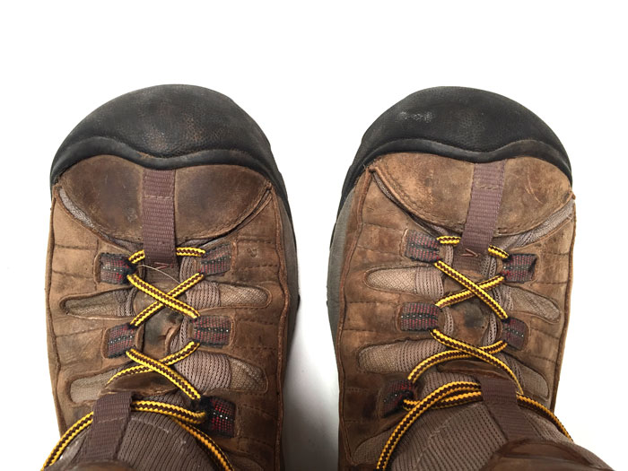The best boots I've ever owned - Keen Targhee Mid Hiking Boot ...