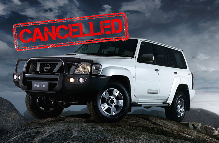 End of the road for diesel powered Nissan Patrol ...