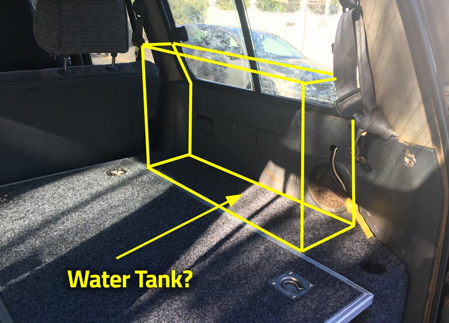 water-tank-placement