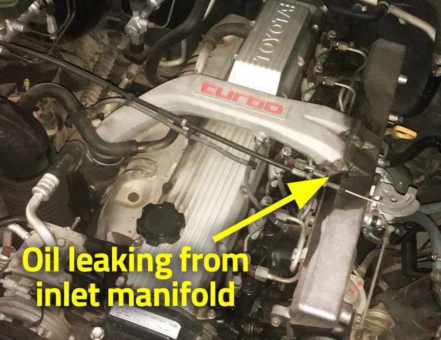 oil-leak-manifold