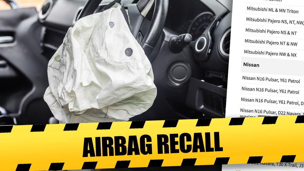 2 3 Million Vehicles In Australia Recalled Due To Faulty Airbags Here S The Airbag Recall List Expedition Australia