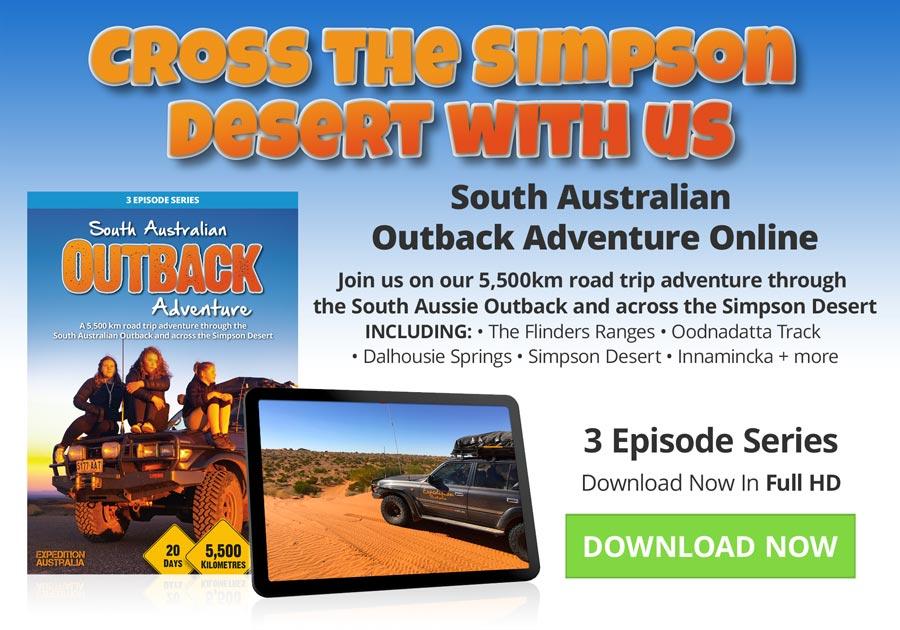 SA Outback Adventure - Simpson Desert