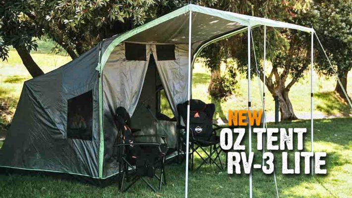 Oz Tent RV-3 Lite tent