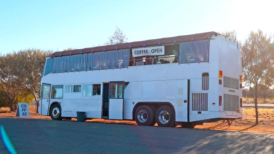 earn money travelling around Australia barista coffee