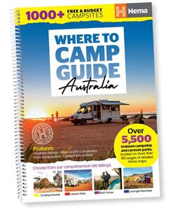 Hema - Where to camp - Sidebar